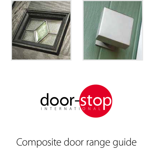 composite door range guide